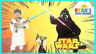 Disney Star Wars Toys Talking Yoda Jedi Force Levitator