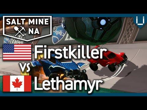 Salt Mine NA Ep.27   Firstkiller Vs Lethamyr   1v1 Rocket League Tournament