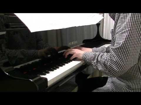 Иоганн Себастьян Бах - Токката fis-moll BWV910
