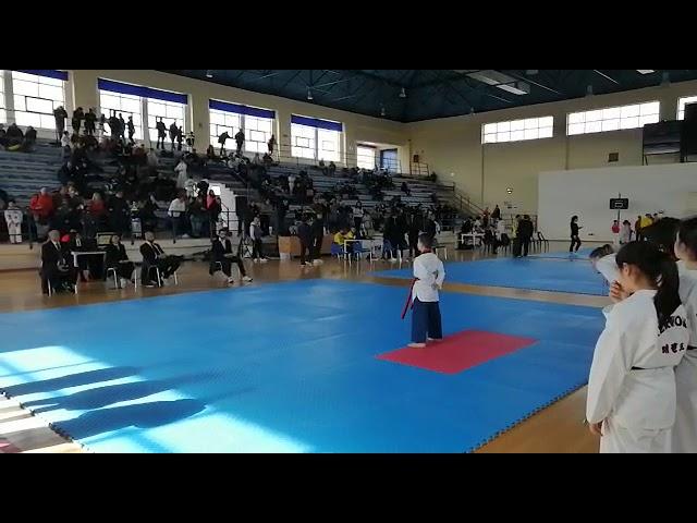 Vincenzo 8° Taeguk semifinale