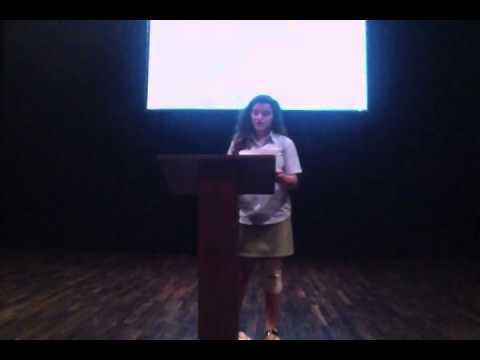 Argumentative Speech- Bullying