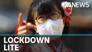 Japan is gambling on a 'lockdown lite' strategy to beat coronavirus. Can it win? | ABC News