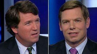 Tucker takes on Dem lawmaker on Gorsuch, abortion
