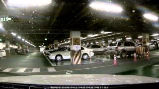 에어포인트  GPASS  AP1000  야간주행영상3