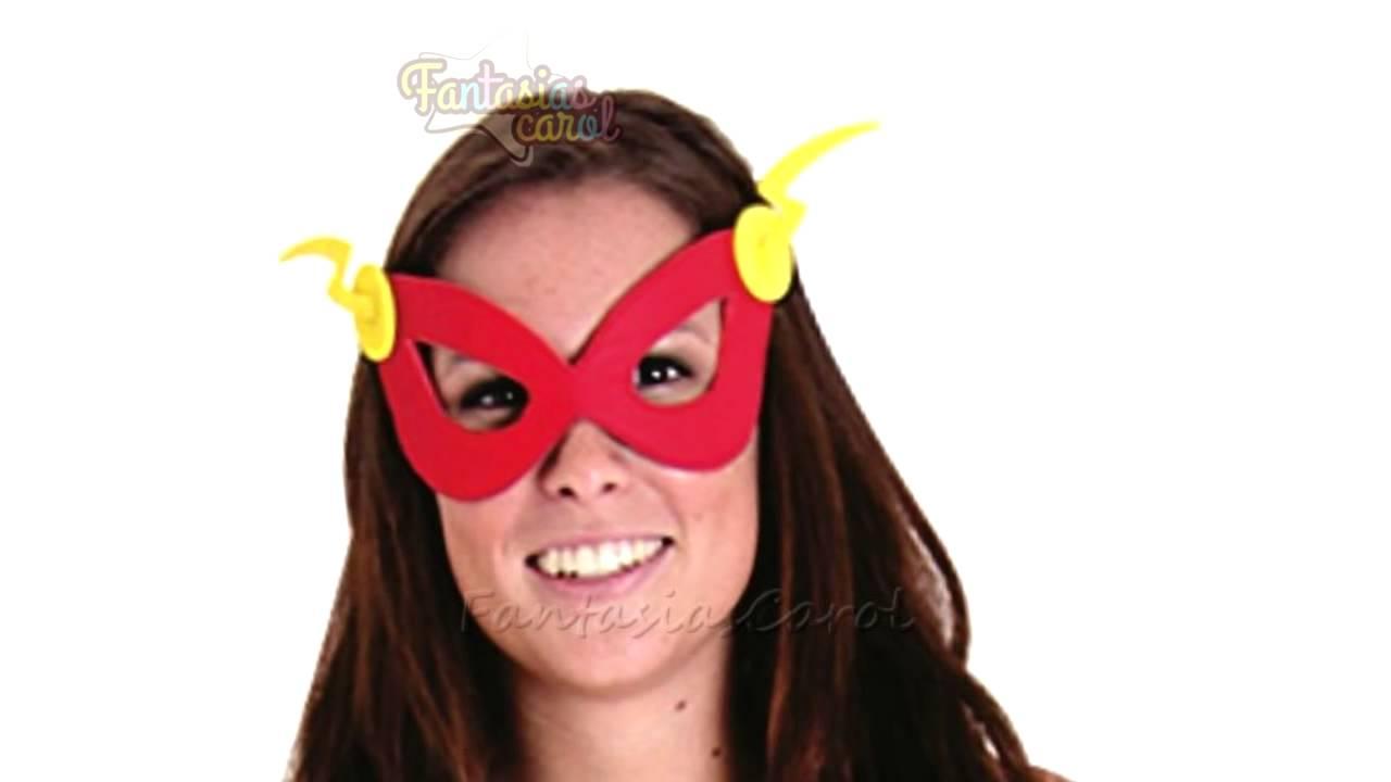 Fantasia Flash Adulto Feminina Original FantasiasCarol