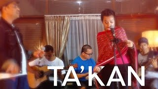 Ta'kan - Guest Band (Live Acoustic Cover) by adQustik ft. David Tandayu