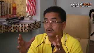 Saya bukan ahli Umno, kata Ali Tinju