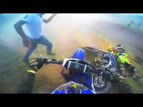 Dirt Bike Crashes, Wrecks & Fails 2016 [Ep.#107]