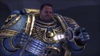 Warhammer 40,000: Space Marine Gameplay [PC HD]