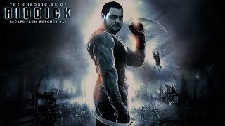 [18+] Стрим 3 The Chronicles of Riddick: Escape from Butcher Bay (PC, 2004)