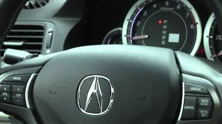 Acura TSX Sport Wagon 2011 Videos