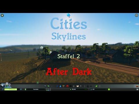 Cities: Skylines After Dark DLC #1 |