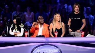 Mariah Carey throws flawless shade at Nicki Minaj