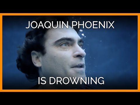 Joaquin Phoenix Is Drowning