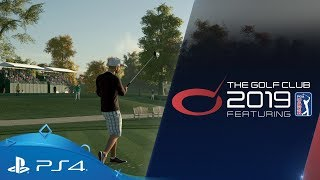 The Golf Club 2019 | PGA Tour Announcement | PS4