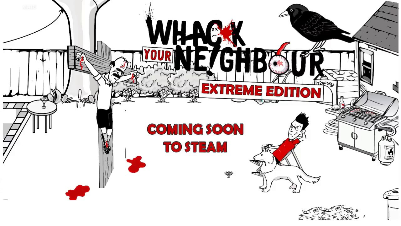 Whack Your Neighbour 2 Extreme Edition Trailer Youtube