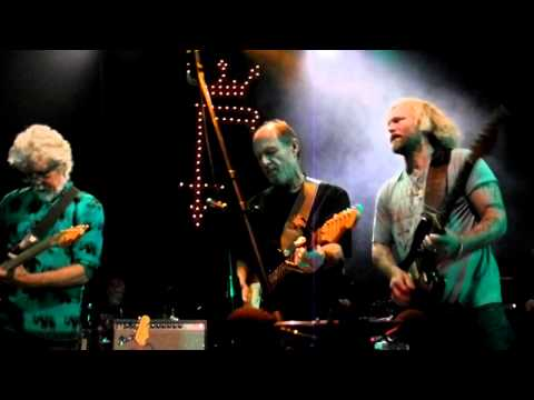 Anders, Kreutzmann, Barrere And Tackett Bring Back Dead Feat