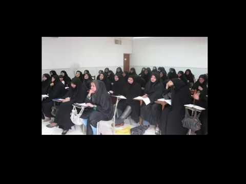 فایل لو رفته از جلسه آموزش جنسی به زنان مومنه در مشهد! 18+