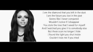 Repeat youtube video Little Mix - Good Enough (Lyrics+Pictures)