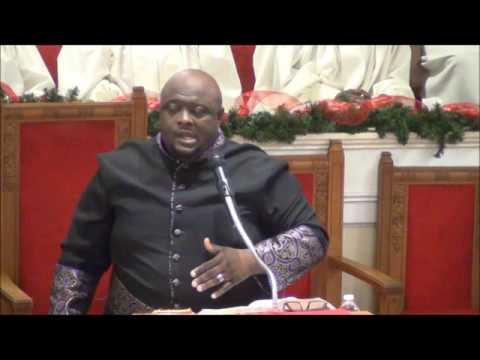 "TTMBC - Pastor Quentin Morris - ""Living a Year of Desperation"" - 1/1/2017"