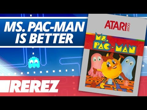 Ms. Pac-Man Is Better - Rerez