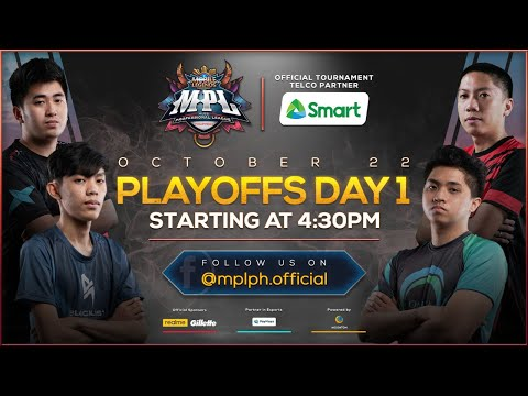【Filipino】MPL-PH Season 6 Playoffs Day 1
