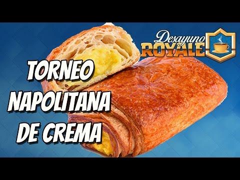 Torneo Napolitana de Crema | Desayuno Royale | Clash Royale con TheAlvaro845 | Español