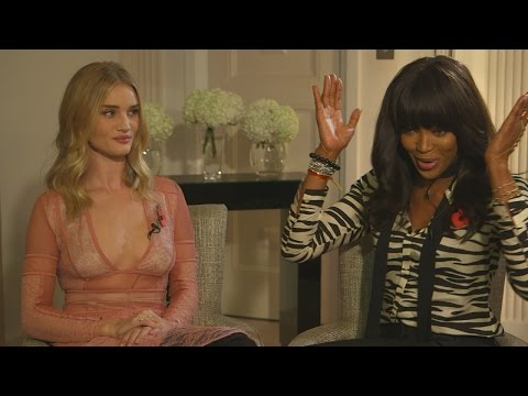 NAOMI CAMPBELL: 'People don't see me as British'