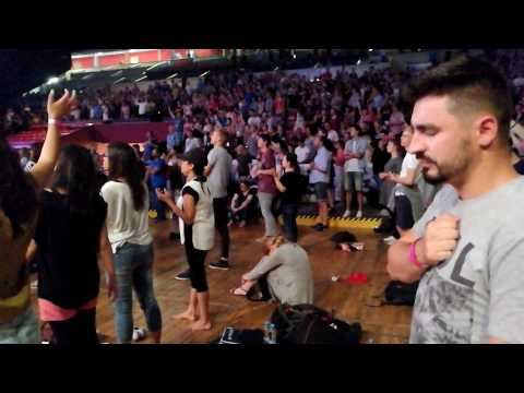 Live Prayer on the Awakening Europe Conference 2017, Prague, Friday afternoon.