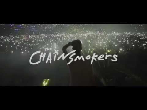 The Chainsmokers full live concert, 1st time in Jakarta 30th March 2018