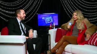 Fergie on Hosting New Year's Rockin' Eve -- NYRE 2012