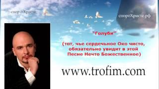 Эстрада о Боге 13 Сергей Трофимов (голуби)