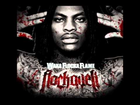 Waka Flocka Flame  Hard in the Paint Ft Gucci ManeHigh Quality & Explicit Version