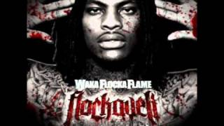 Waka Flocka Flame - Hard in the Paint (Ft. Gucci Mane)(High Quality & Explicit Version)