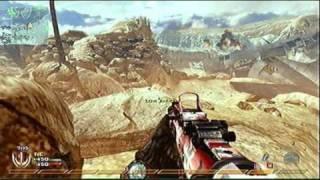 Modern Warfare 2: Afghan Free for All (Xbox 360)