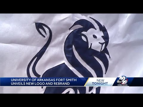 University of Arkansas Fort Smith unveils new logo and rebrand