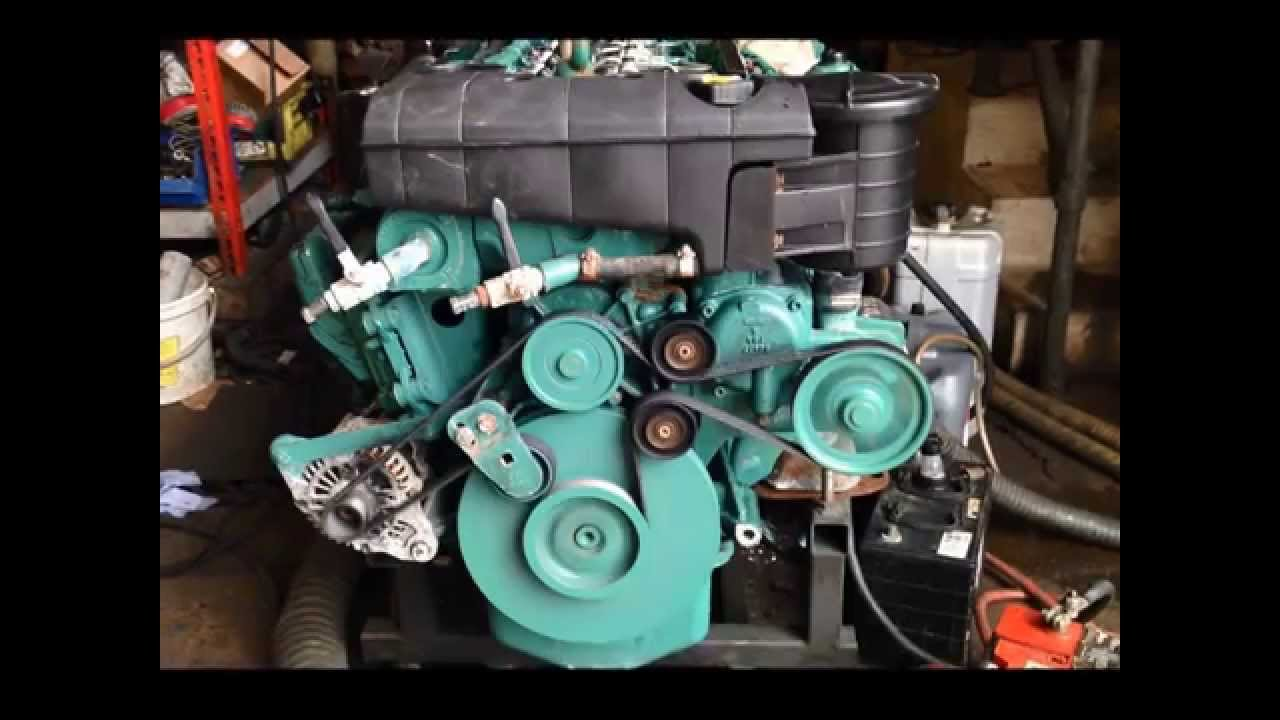 volvo penta d6 310 marine engine youtube rh youtube com volvo d6 evc manual volvo d6 workshop manual