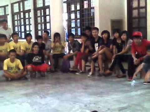 CLB hiphop dance Nam Định