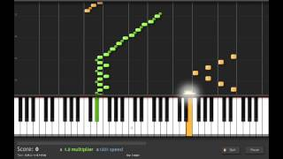 How to Play Flight of the Bumblebees on Piano