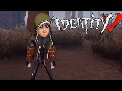 Identity V открытие, играем за наемника, Identity 5 mercenary! новая карта