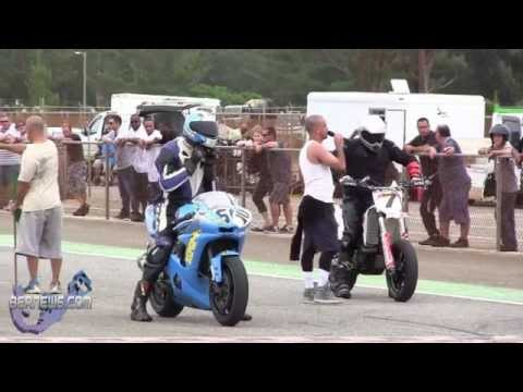 BMRC Motorcycle Racing At Southside, Oct 21 2012