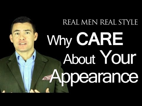 Why Men Should Give a Damn About Appearance | HuffPost Life