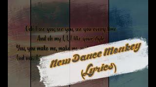 Dance Monkey (Lyrics)
