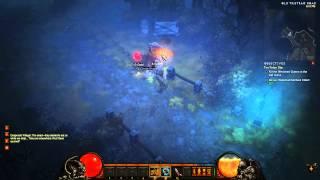 Diablo III Gameplay MAX SETTINGS i5 2500k + GTX 560 + 8gig RAM HD