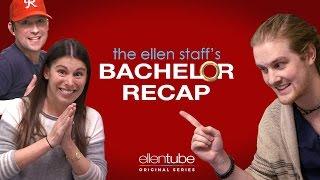 The Ellen Staff's 'The Bachelor' Recap: Season 21, Episode 9