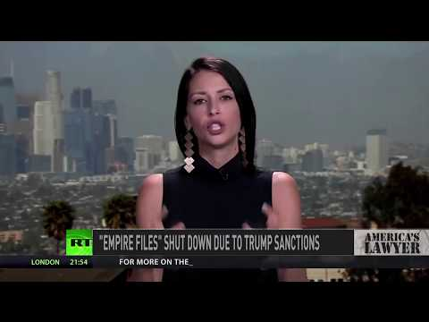 Abby Martin: US sanctions penalize Venezuelan people for voting & electing 'wrong' candidate