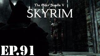 The Elder Scrolls V: Skyrim - Part 91: Lord of the Vampires - Walkthrough / Let