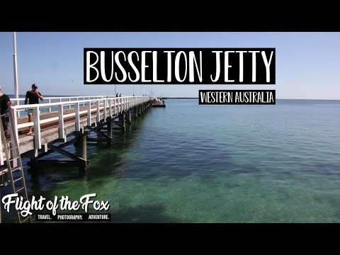Beautiful Busselton Jetty - How To Get Lost In WA Ep. 9 - Margaret River Region