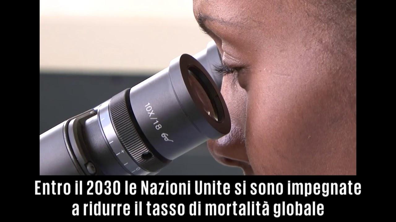 Obiettivo 2030 N 3 Salute E Benessere Youtube
