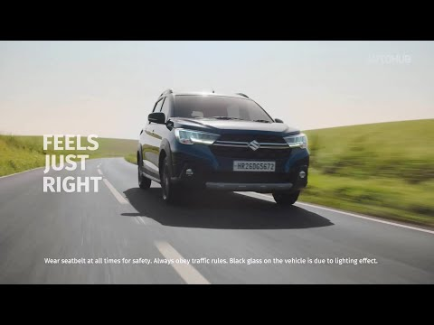 FIRST LOOK OF XL6 | XL6 LAUNCHED | AUTOHUB INDIA